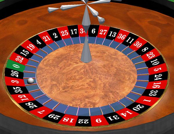 ungerade roulette
