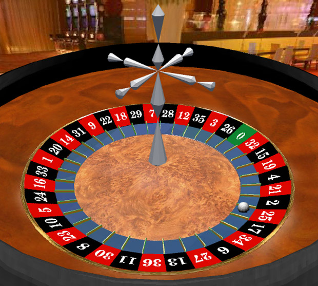Roulette Wheel Game Online